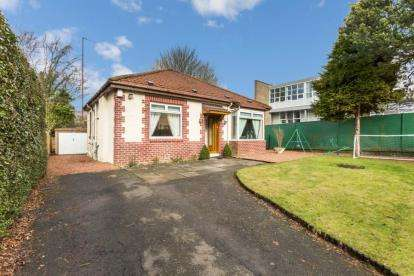 3 Bedrooms Bungalow for sale in Urrdale Road, Glasgow, Lanarkshire