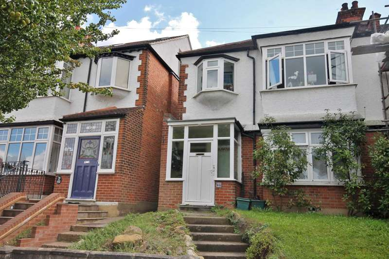 2 Bedrooms Flat for sale in Alric Avenue, New Malden