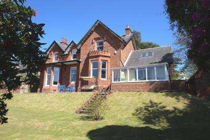 5 Bedrooms Detached House for sale in Montgomerie Terrace, Skelmorlie