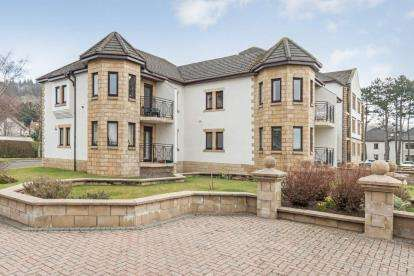 3 Bedrooms Flat for sale in Bowen Craig, Largs