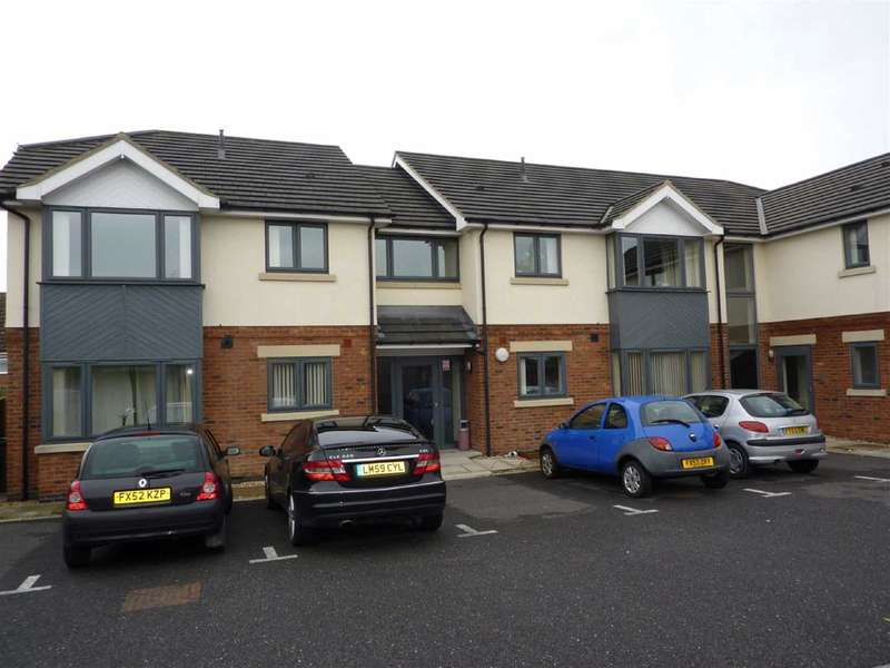 2 Bedrooms Flat for sale in Archer Road, Branston