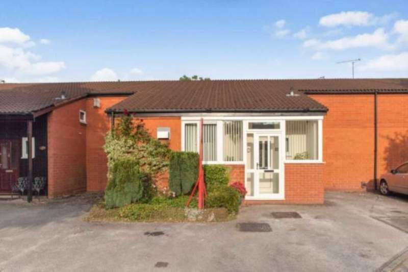 3 Bedrooms Town House for sale in Wren Close, Birchwood