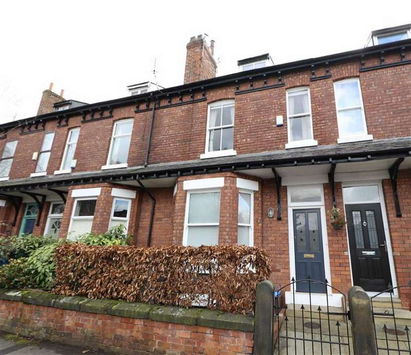 4 Bedrooms Terraced House for sale in Sandy Lane, Chorlton, Manchester, M21