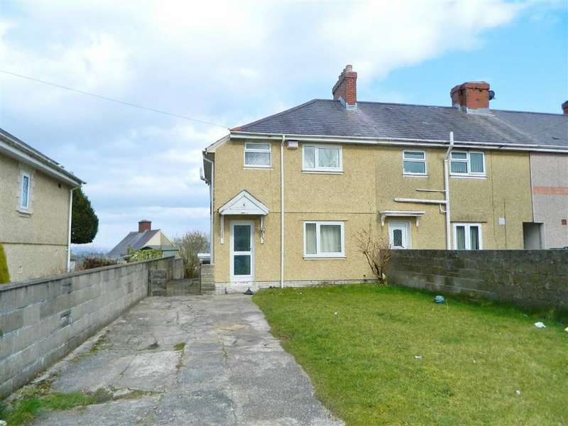 3 Bedrooms End Of Terrace House for sale in Emlyn Gardens, Mayhill
