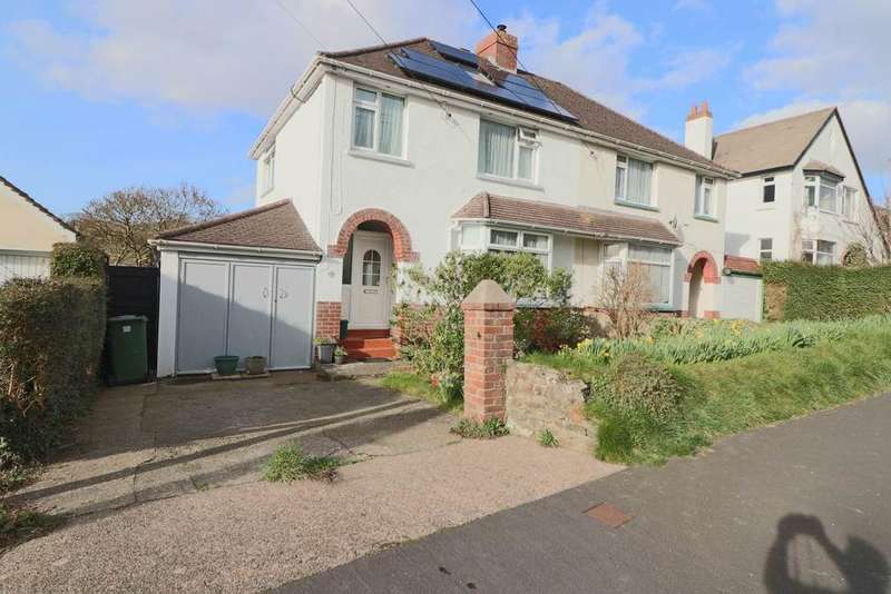 4 Bedrooms Semi Detached House for sale in Pilton, Barnstaple