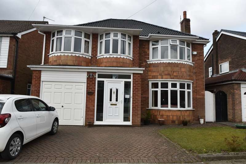 4 Bedrooms Detached House for sale in Randale Drive, Unsworth, Bury, BL9
