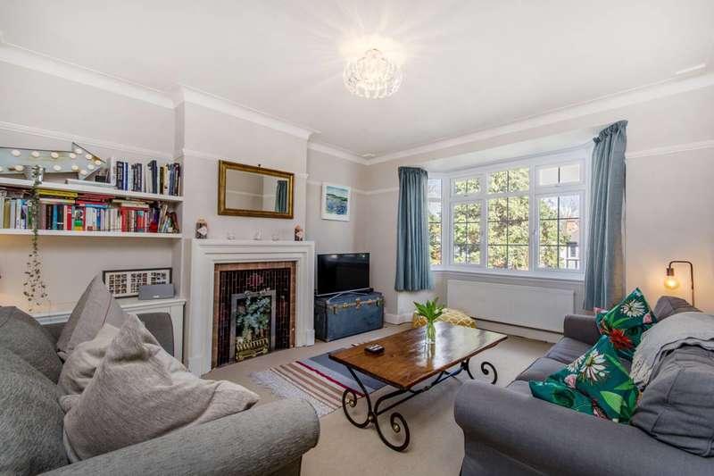 2 Bedrooms Maisonette Flat for sale in Gracefield Gardens, Streatham Hill, SW16
