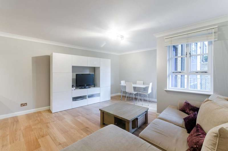 2 Bedrooms Flat for sale in Gainsford Street, Shad Thames, SE1