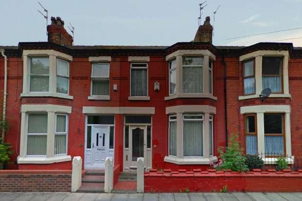 3 Bedrooms Terraced House for sale in Woolhope Road, Liverpool, Merseyside, L4 6TA