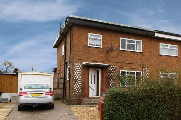 3 Bedrooms Semi Detached House for sale in Baldwin Webb Avenue, Telford, Shropshire, TF2 8ES