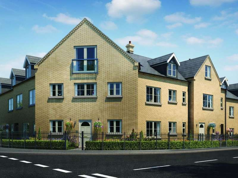 2 Bedrooms Apartment Flat for sale in Plot 8, Windsor Gate, Rosemary Lane