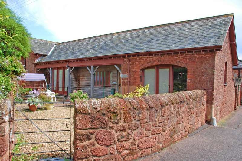 2 Bedrooms Barn Conversion Character Property for rent in Exminster, Exeter