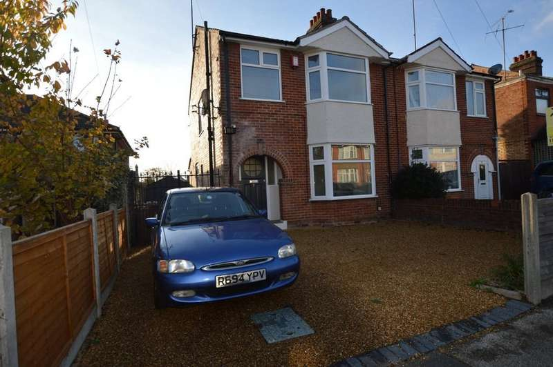 3 Bedrooms End Of Terrace House for rent in Westholme Road, Ipswich