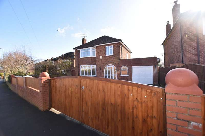 3 Bedrooms Detached House for sale in Blacon Point Road, Blacon