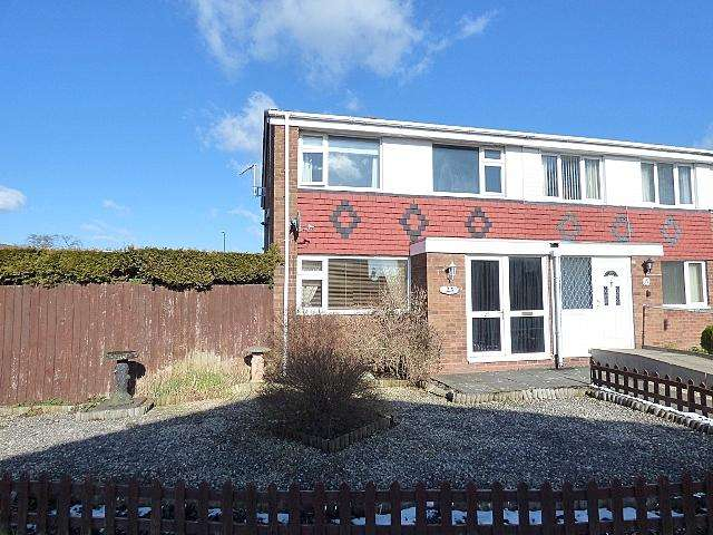 3 Bedrooms End Of Terrace House for sale in Rainford Way, Kings Norton, Birmingham B38