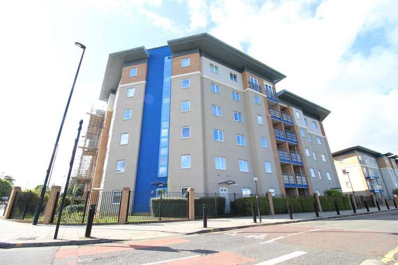 3 Bedrooms Flat for sale in Knightsbridge Court, Gosforth, Newcastle upon Tyne