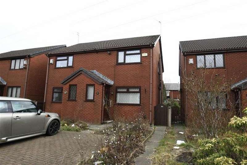 2 Bedrooms Semi Detached House for sale in 24, Elliott Street, Rochdale, OL12