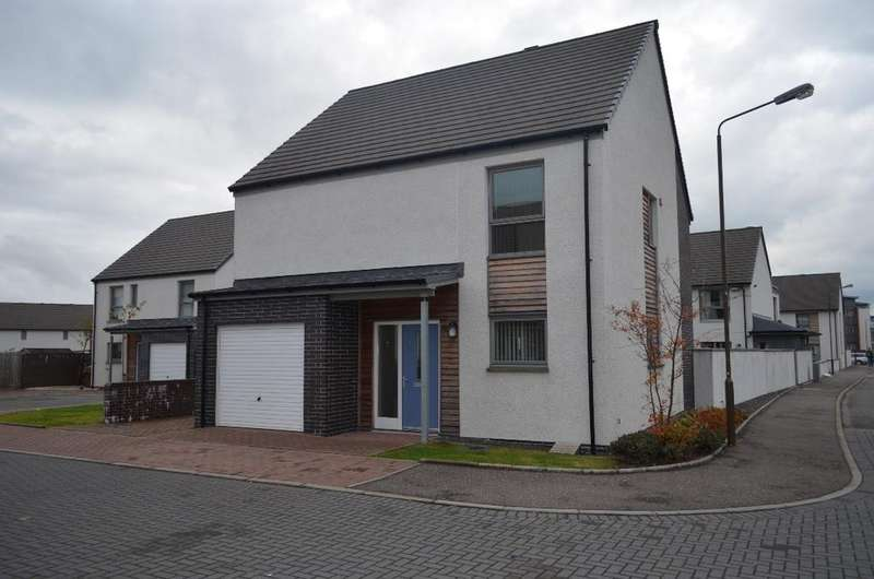 4 Bedrooms Detached House for rent in Weir Street, Stirling, Stirling, FK8 1FH