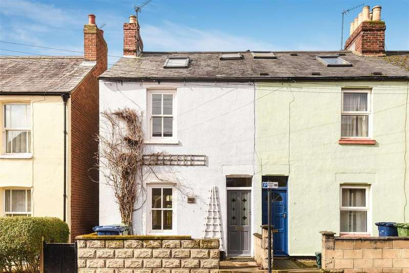 3 Bedrooms End Of Terrace House for sale in New High Street, Headington