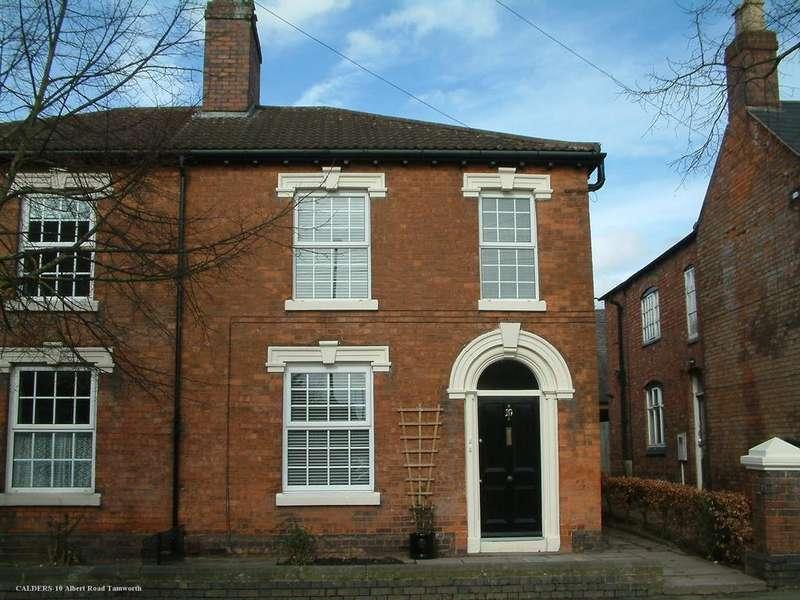 1 Bedroom Ground Flat for rent in Albert Road, Tamworth B79 7JN