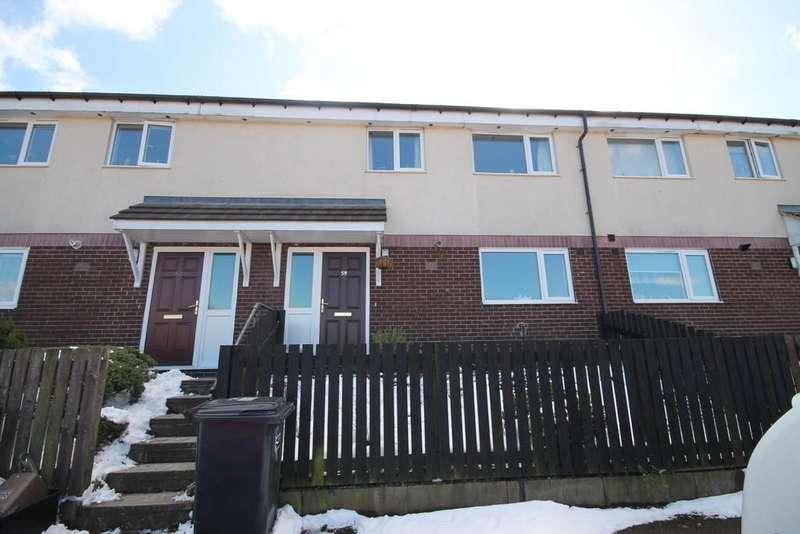 2 Bedrooms Terraced House for sale in Longfield Grove, Todmorden