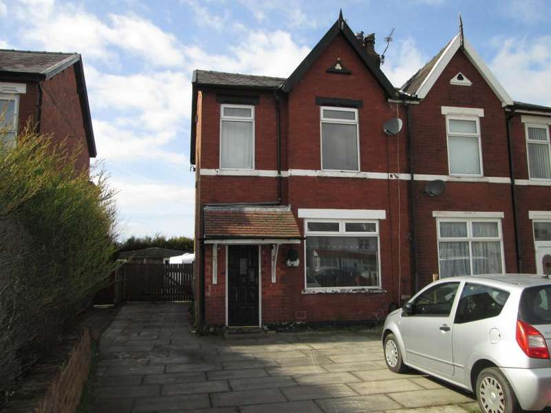 3 Bedrooms Semi Detached House for sale in Old Park Lane, Southport, PR9 7BT