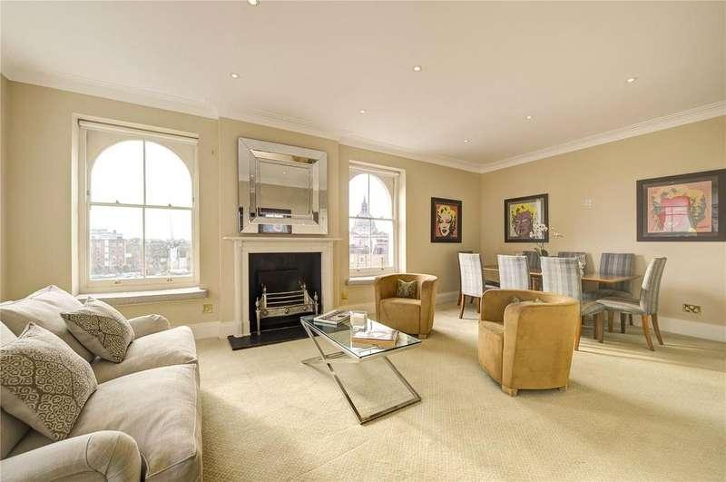 2 Bedrooms Flat for sale in Rutland Gate, Knightsbridge, London, SW7