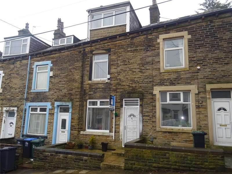 3 Bedrooms Terraced House for sale in Melrose Street, Bradford, West Yorkshire, BD7