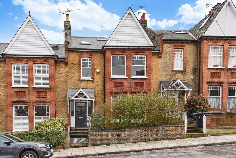 5 Bedrooms Terraced House for sale in Gladwell Road, Crouch End