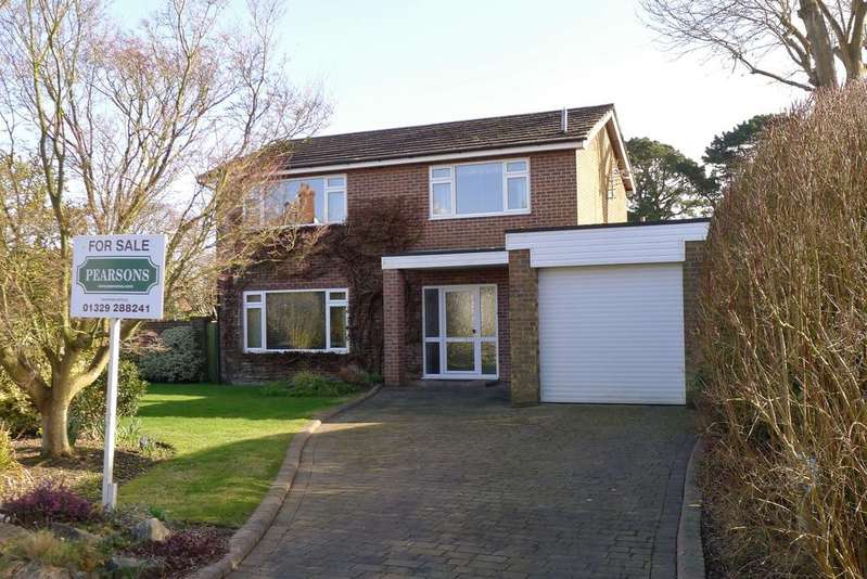 3 Bedrooms Detached House for sale in CATISFIELD