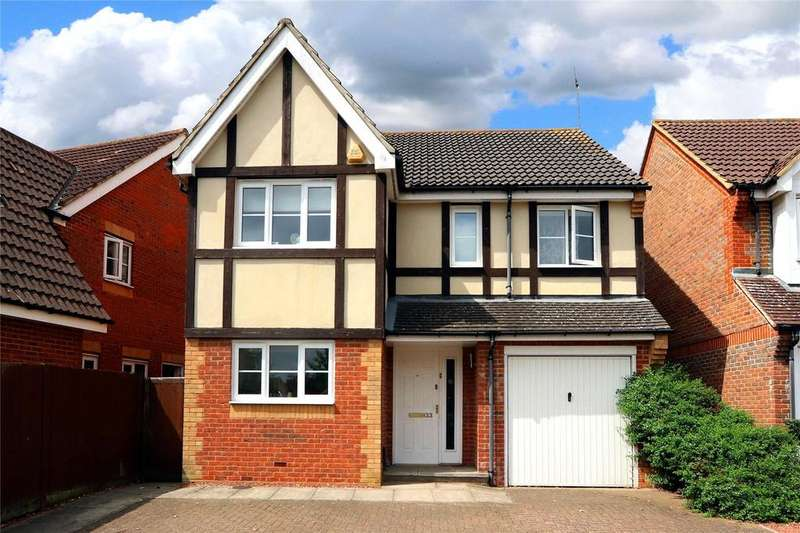 4 Bedrooms House for sale in Dowding Way, Leavesden, Hertfordshire, WD25