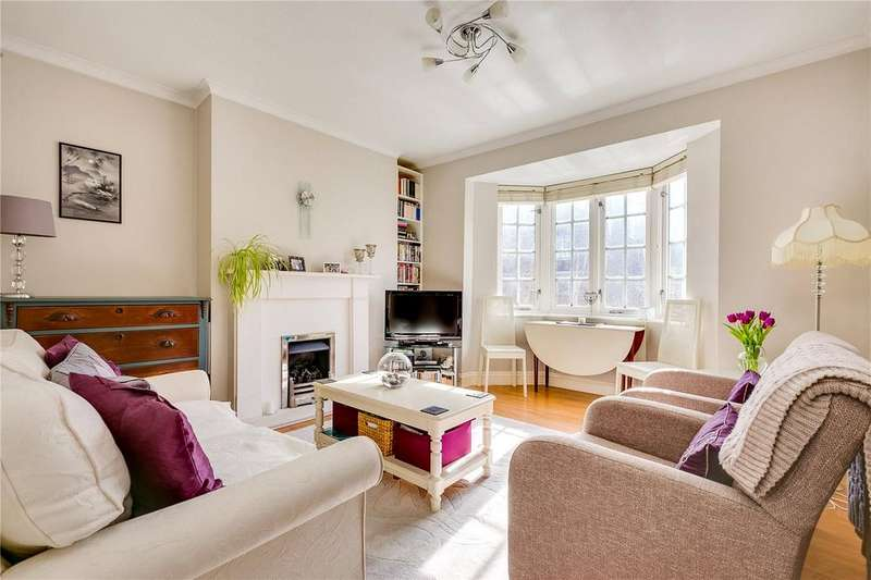 2 Bedrooms Flat for sale in Westminster Court, Frogmore, London