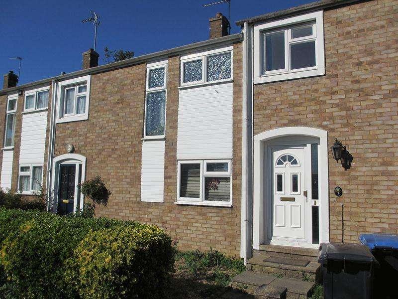4 Bedrooms Terraced House for sale in Rowan Walk, Hatfield