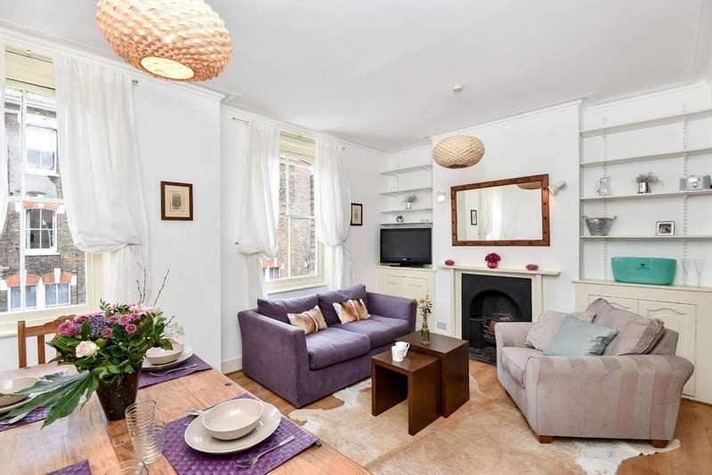 1 Bedroom Flat for sale in Pearman Street, Lambeth North