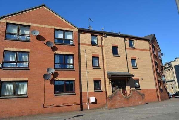 2 Bedrooms Flat for sale in 1/1, 99 James Street, Bridgeton, Glasgow, G40 1BZ