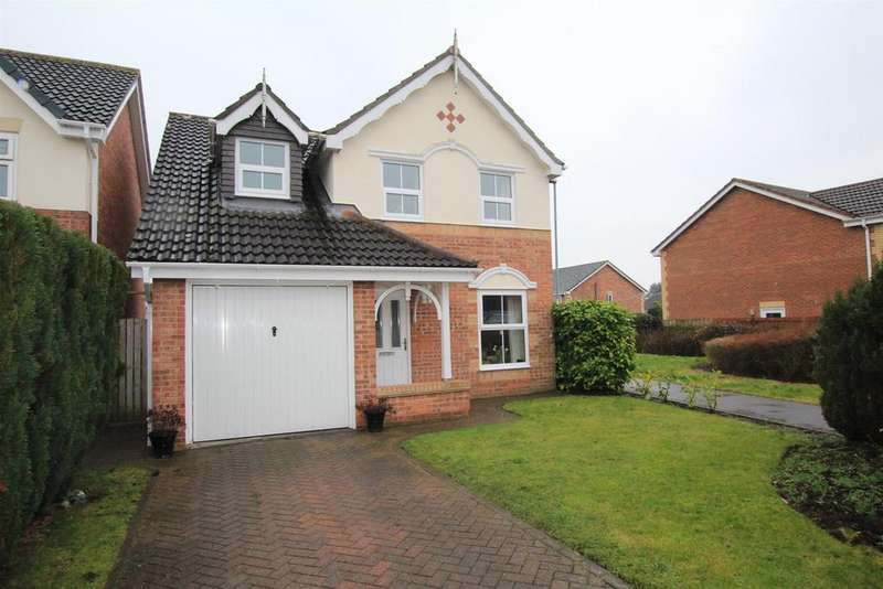 3 Bedrooms Detached House for sale in Cowdray Close, Newton Aycliffe