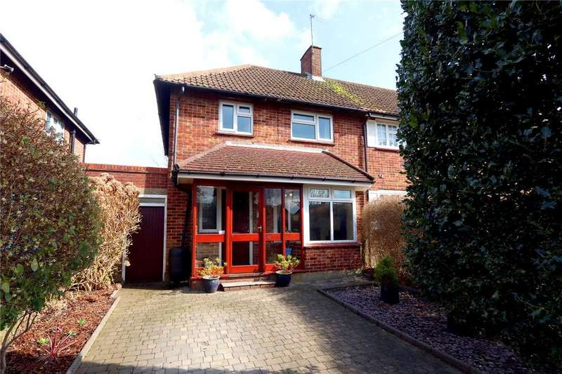 2 Bedrooms House for sale in High Acres, Abbots Langley, Hertfordshire, WD5