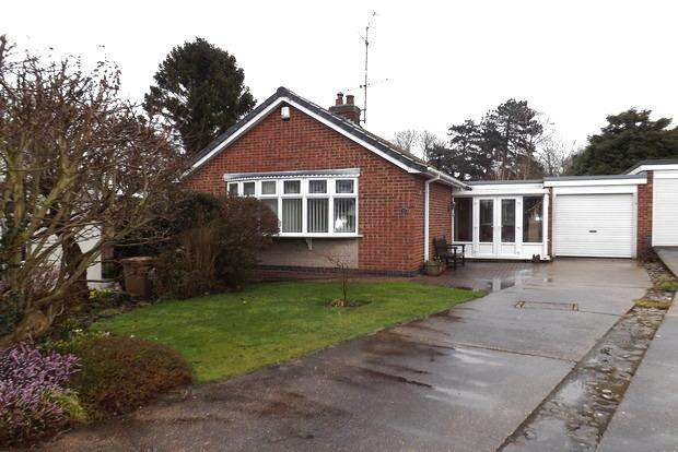 3 Bedrooms Bungalow for sale in Grange Close, Lambley, Nottinghamshire, NG4