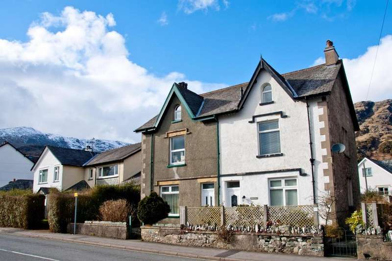 2 Bedrooms Apartment Flat for sale in Rose Loft, Tilberthwaite Avenue, Coniston, Cumbria LA21 8ED