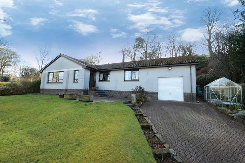 4 Bedrooms Bungalow for sale in Dunjara, 6 Law Brae, West Kilbride, KA23 9DD