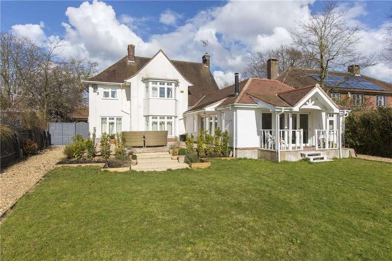 5 Bedrooms Detached House for sale in Barton Road, Cambridge, CB3
