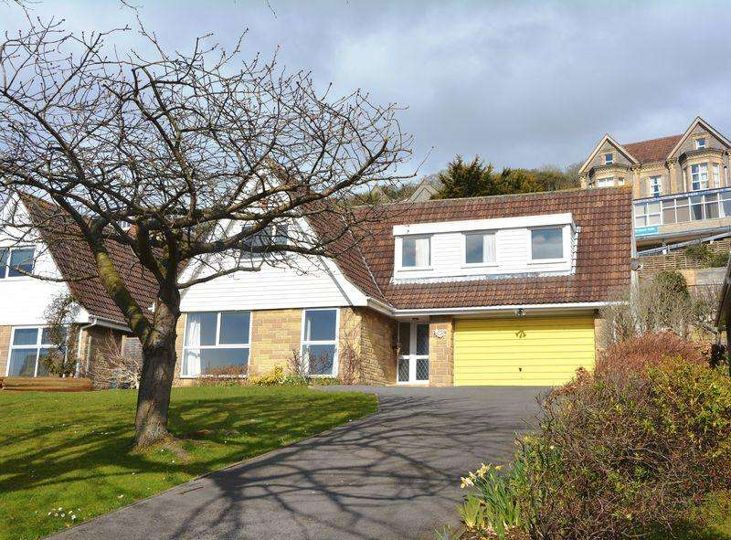 4 Bedrooms Detached House for rent in St Matthews Close, Weston-Super-Mare