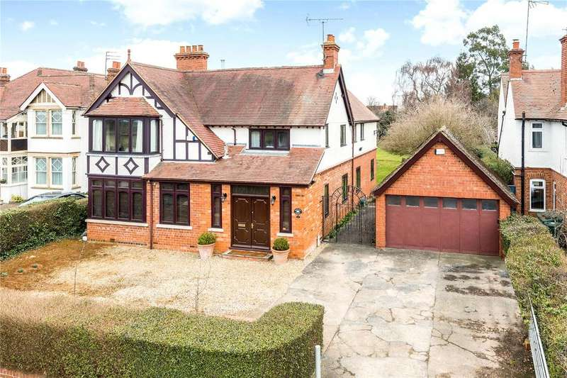6 Bedrooms Detached House for sale in Twyford Gardens, Twyford, Banbury, Oxfordshire, OX17