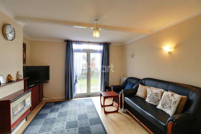 3 Bedrooms End Of Terrace House for sale in Homefield Road, Edgware