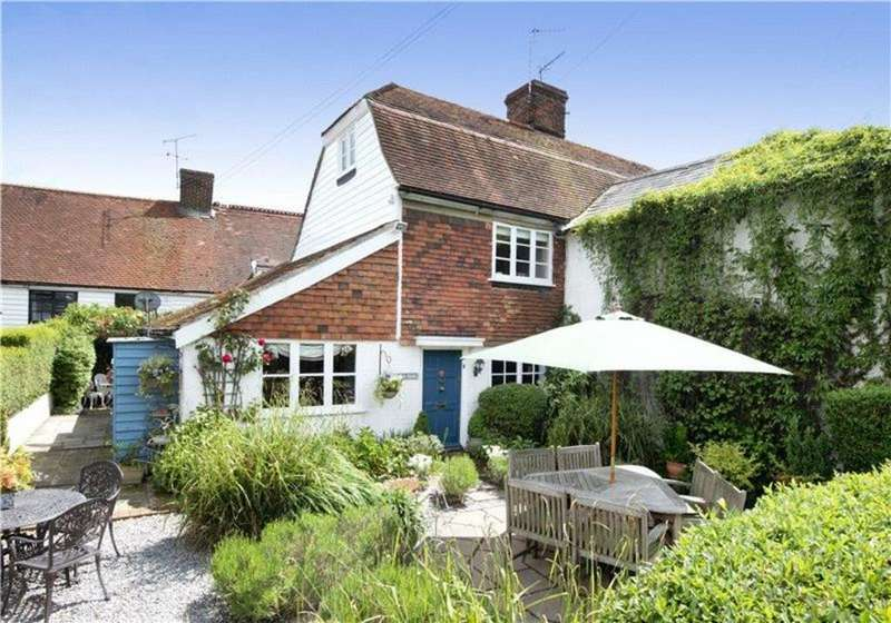 2 Bedrooms Semi Detached House for sale in Laddingford, Maidstone