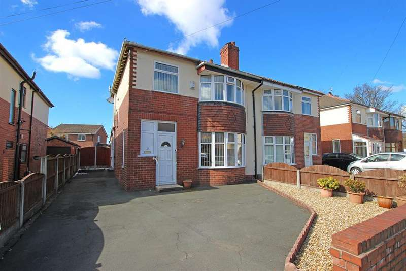 3 Bedrooms Semi Detached House for sale in Meadland Grove Bolton BL1 8TQ