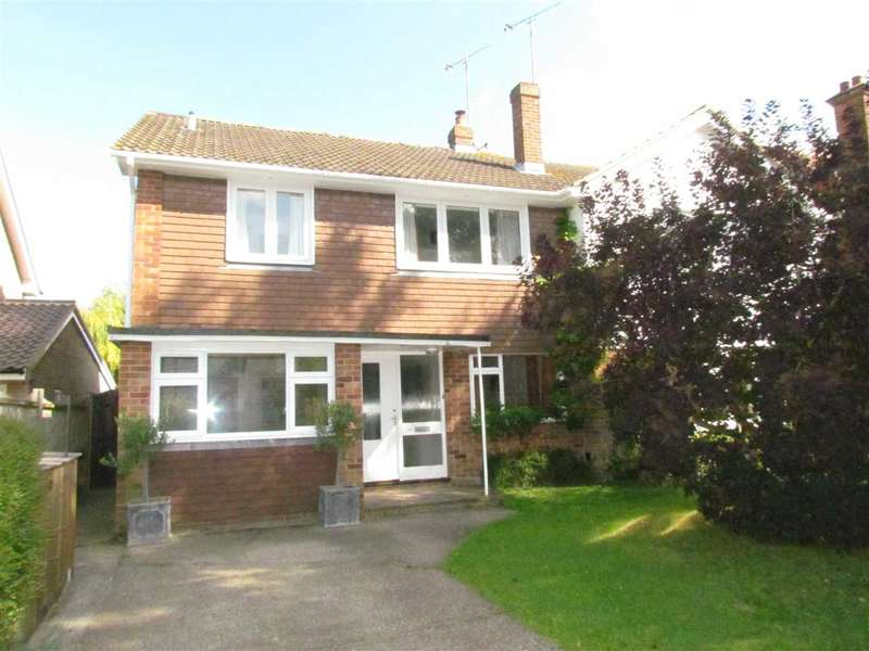 5 Bedrooms Semi Detached House for rent in St Augustines Road, Canterbury
