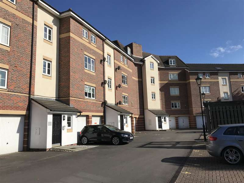 1 Bedroom Apartment Flat for sale in Bosworth Court, Bath Road, Slough