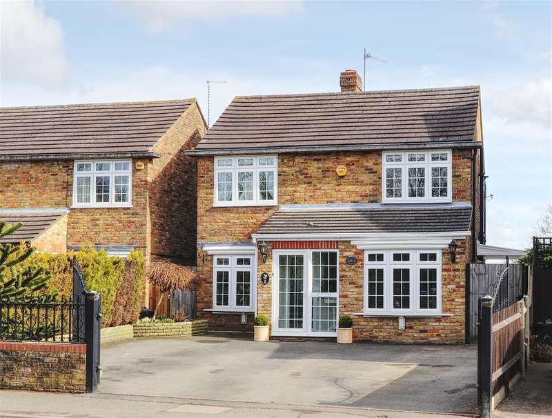 5 Bedrooms Detached House for sale in Springwell Lane, Harefield