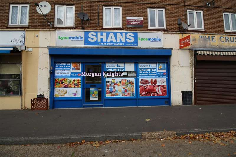 Commercial Property for sale in Vicarage Lane, East Ham